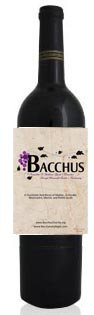 Bacchus for Charity Specialty Red