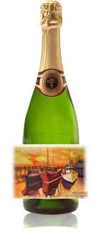 """""""Morro Bayfish"""" Grand Cuvee Champagne"""