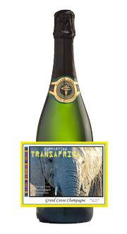 TransAfrika Grand Cuvee Champagne
