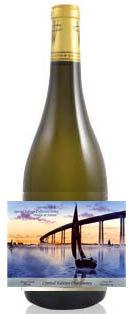 """Bridge at Sunset"" Chardonnay"