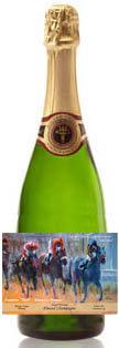 "September ""Del Mar"" Almond Champagne"