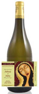 """Ambrosia of Amrita"" Chardonnay"