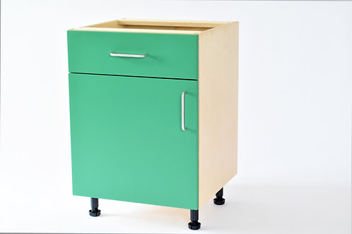 Base Units: Cupboard and small drawer
