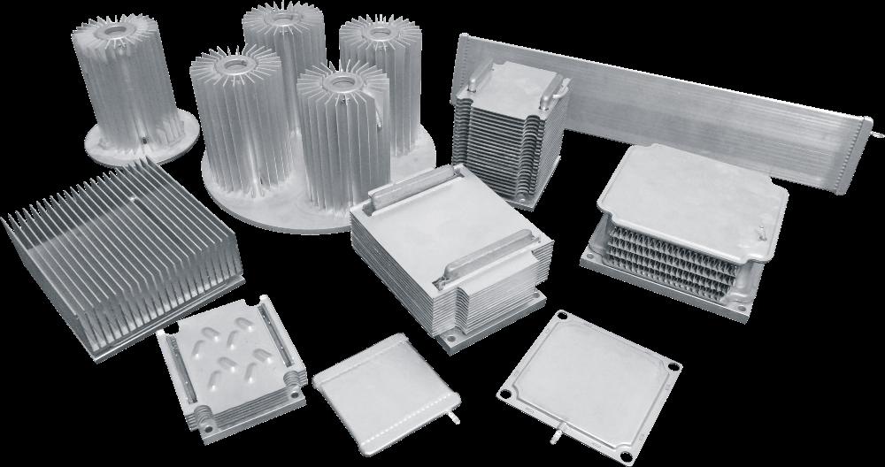 LEA's Aluminum Vapor Chamber Lineup