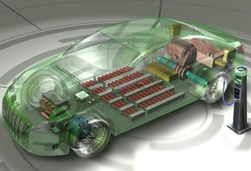 電気自動車放熱対策