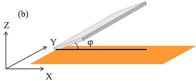 Vapor Chamber Angle