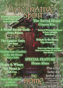 Alternative Spirit THE HOME W16