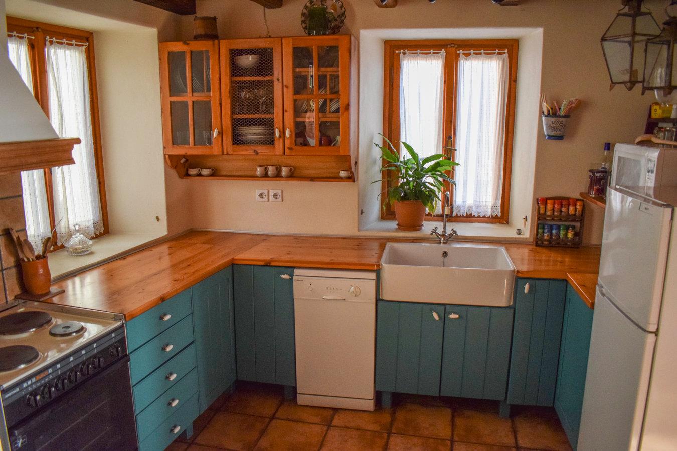 Captain's View - Kitchen
