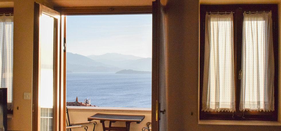Captain's View - Balcony