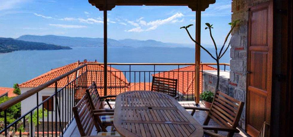 Grand View Kimon - Balcony