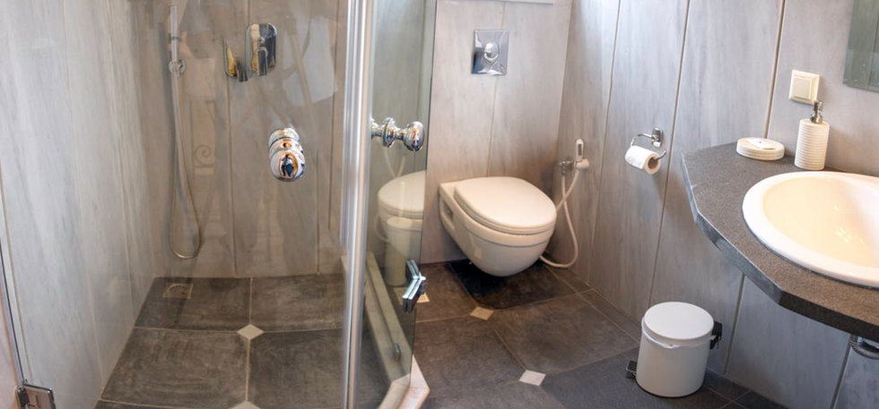 Grand View Kimon - Bathroom