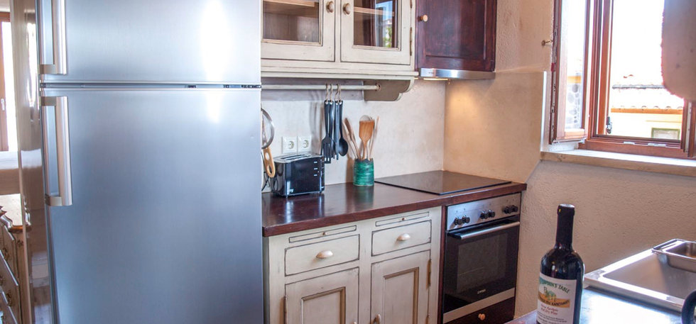 Grand View Kimon - Kitchen