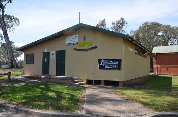 One of our studio rooms: Catherine Field Scout Hall. Platinum Dance is perfectly located for the surround suburbs of Oran Park, Gledswood Hills, Leppington, Austral, Bringelly, Rossmore, Harrington Park, Smeaton Grange & Varroville