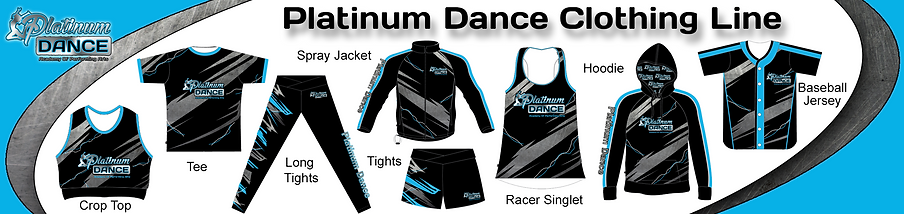 Platinum Dance & Cheer Uniform