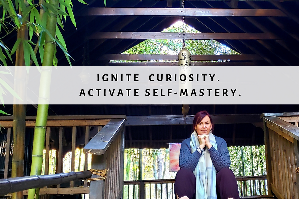IGNITE CURIOSITY. ACTIVATE SELF-MASTERY.