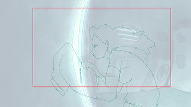 Merge   April Rough Animation