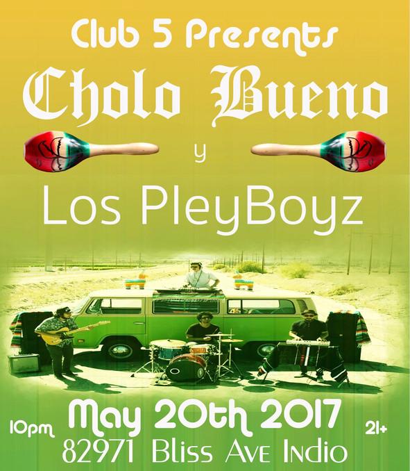Club 5 . May 20