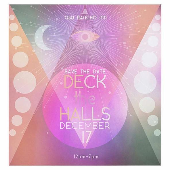 DECK THE HALLS / OJAI RANCHO INN DJ SET BY ALF ALPHA