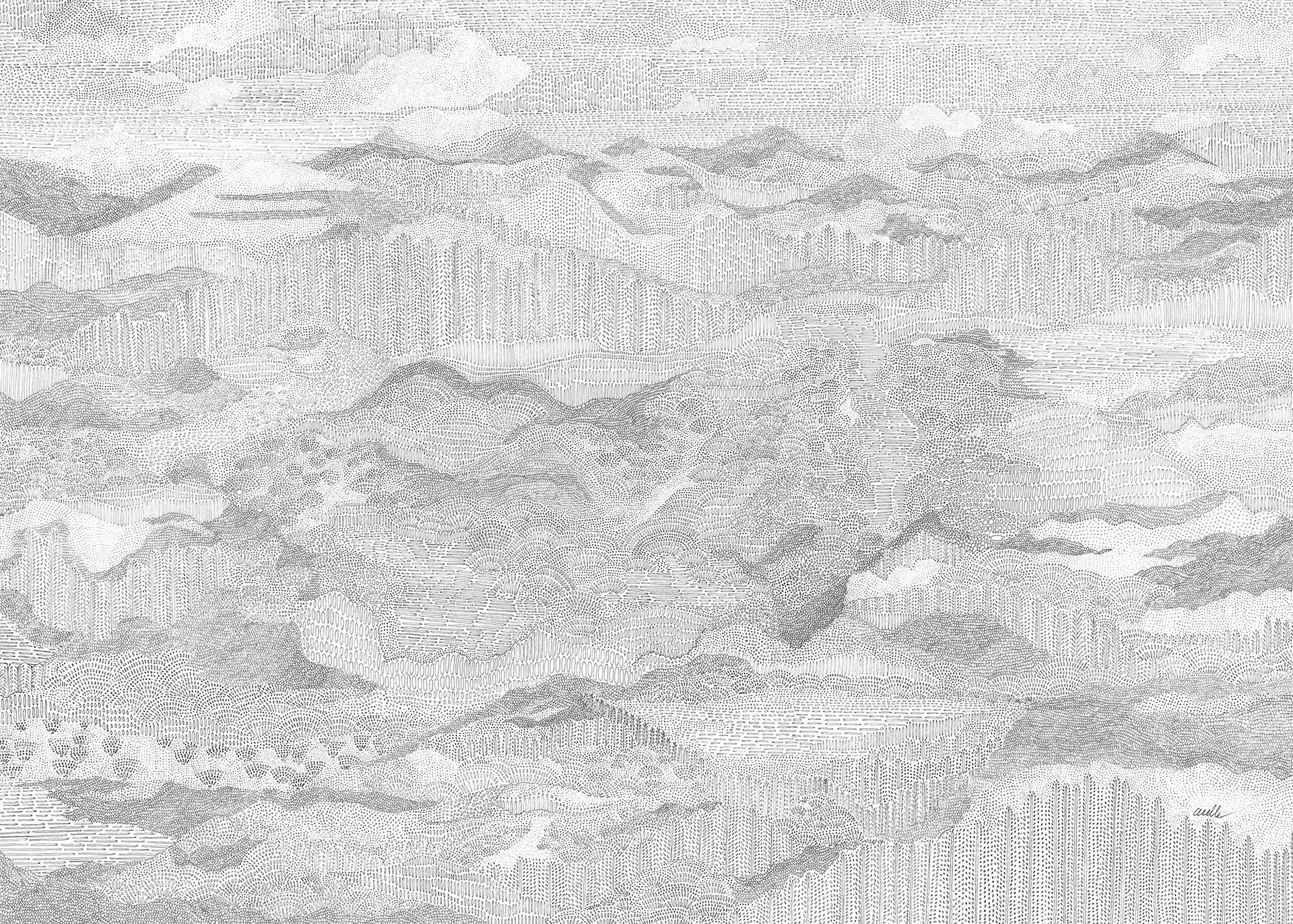 Irancy - Suite // 70 x 50 cm