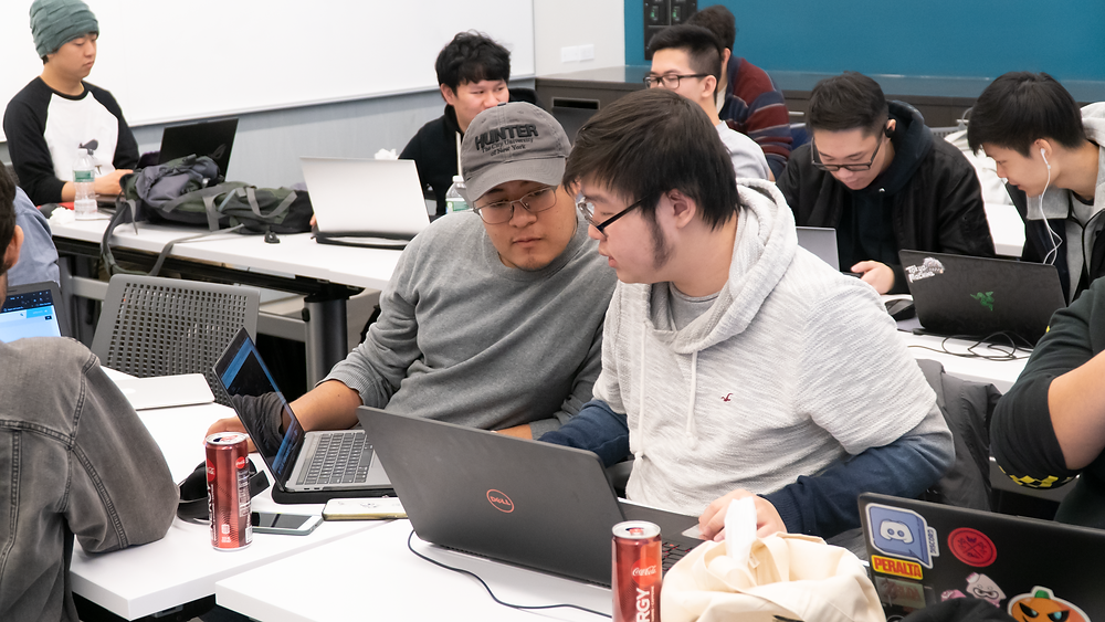 Game Studio Program Fellows at the 2020 Global Game Jam