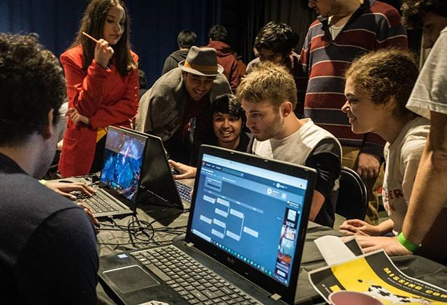 A student-run League of Legends Tournament at the EGD of Hunter College's 3rd Annual Halloween Party