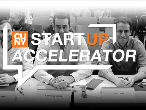 EGD Collective Lands Second Place for Fan Favorite in CUNY Startup Accelerator Demo Day Competition