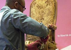 formation tapissier garnisseur chaises fauteuils