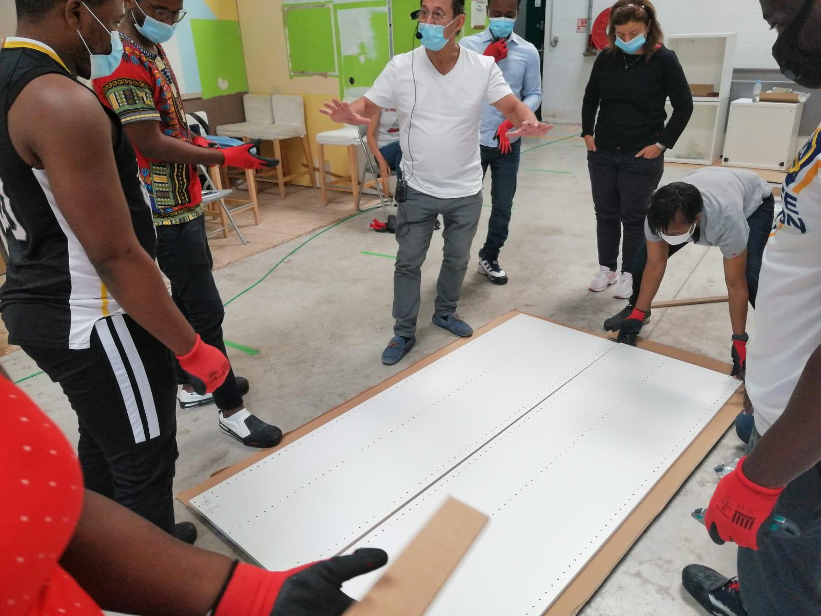 formation montage meubles en kit