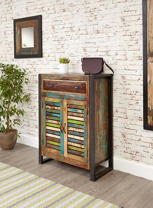 Urban Chic Shoe Storage Cupboard (with drawer)