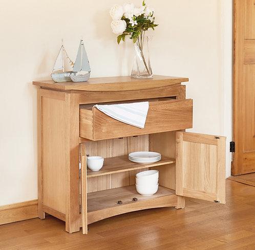 Roscoe Contemporary Oak Small Sideboard