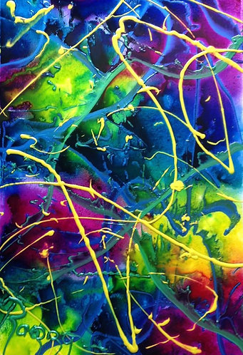 Multicolor 1 24 x 36