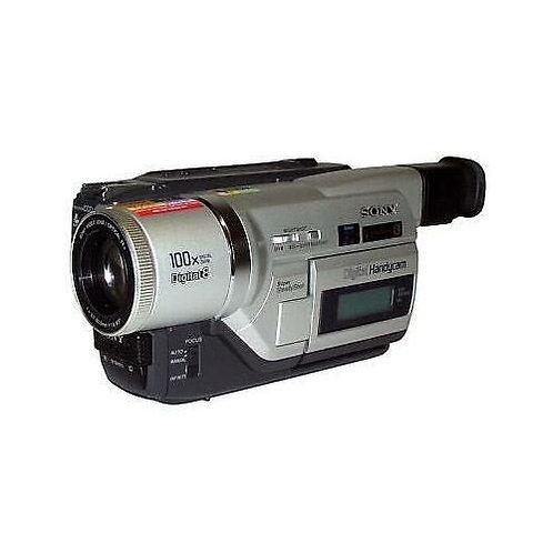 Sony DCR-TRV120E HI8