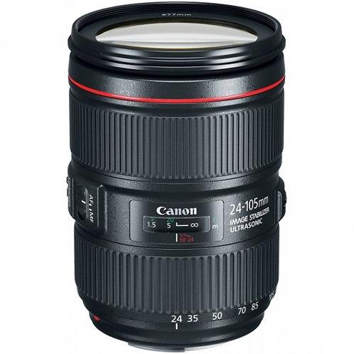 Objectif Canon 24-105mm f/4 L