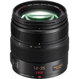 Objectif Lumix 12-35mm OIS f/2.8
