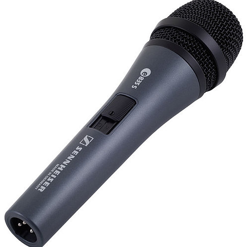 Micro main Sennheiser e-835