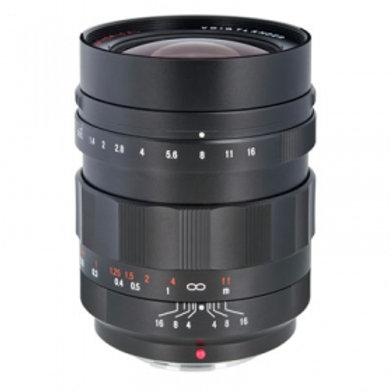 Nokton Voigtlander 17.5mm f/0.95