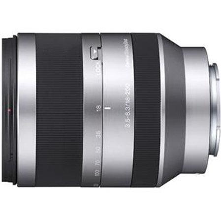 Objectif Sony 18-200mm f/3.5-6.3