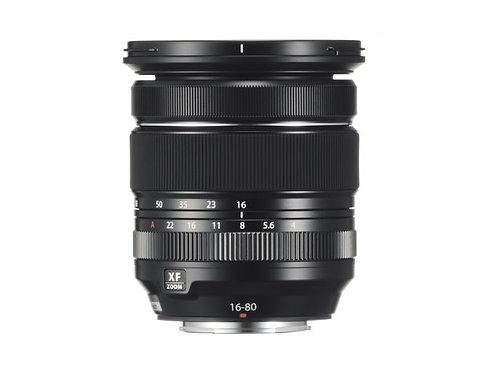 Objectif Fuji XF 16-80 mm f/4