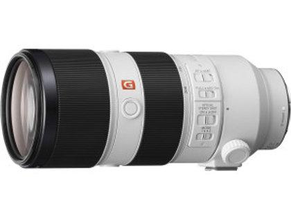 Objectif Sony FE 70-200mm f/2.8 GM