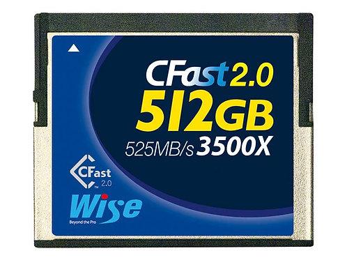 CFast 512Go