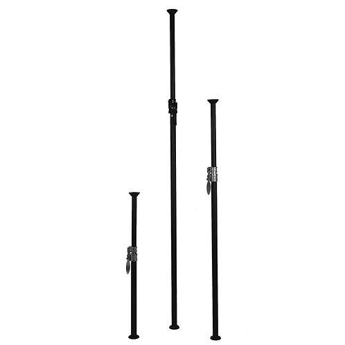 Math Pole Black Maxi