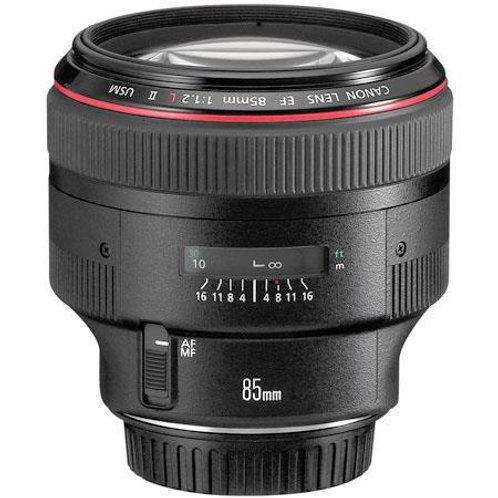 Objectif Canon 85mm USM f/1,2 L