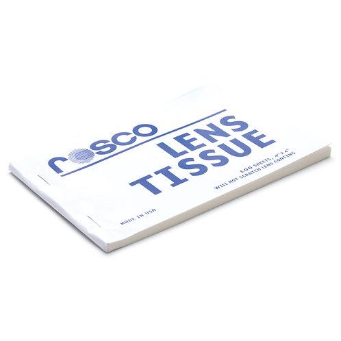 Papiers optique Rosco 100 feuilles