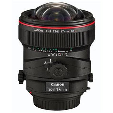 Objectif Canon 17mm TSE f/4