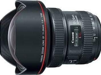 Objectif Canon 11-24mm f/4 L
