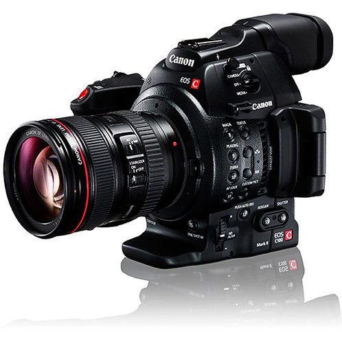 Canon C100 Mk2