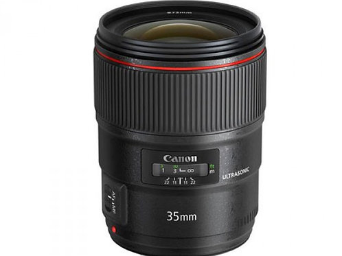 Canon 35mm USM f/1.4 L
