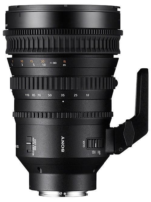 Objectif Sony 18-110mm f/4 G OSS