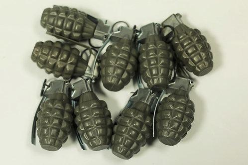 Grenade plastique
