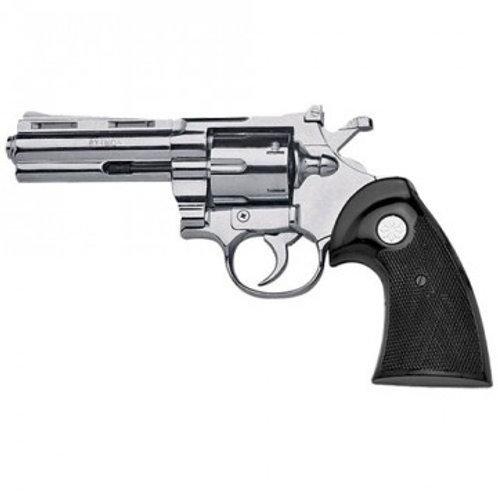 Python .357 Magnum chromé factice
